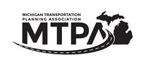Michigan Transportation Planning Association Oval Logo